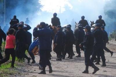 Represión en Ledesma, Jujuy