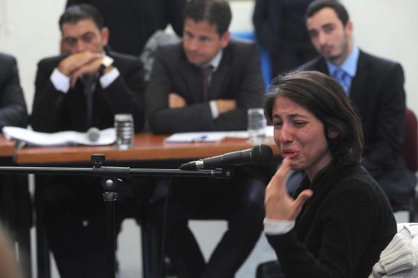El juicio por Luciano Arruga. Foto: Télam