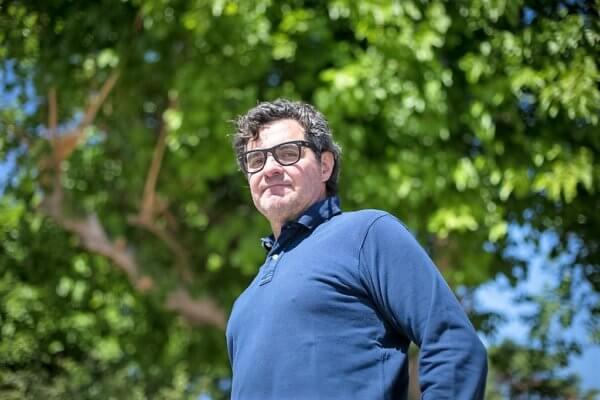 El abogado Diego Seguí